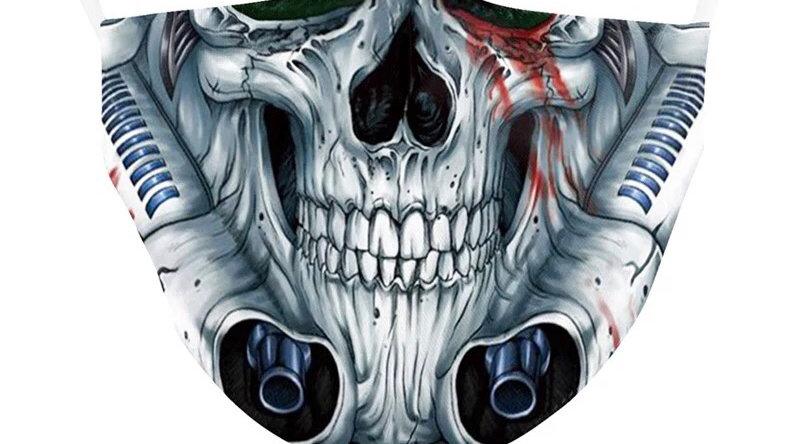 Skull -n- Bone COVID-19 Filter Mask