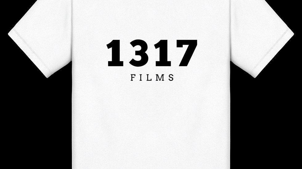 1317 Films White Tee Classic