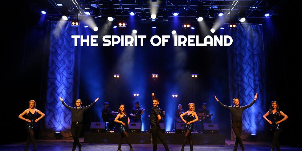 THE SPIRIT OF IRELAND - Annulé