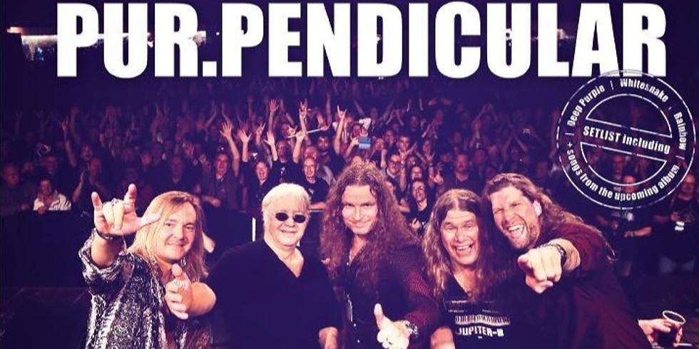 IAN PAICE (DEEP PURPLE) feat. Purpendicular performing Classic Deep Purple