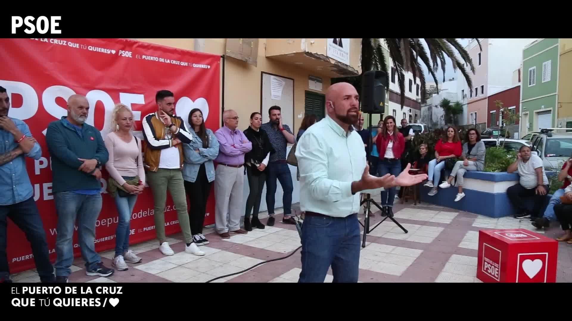 Elecciones municipales - Asamblea abierta en Punta Brava - 23 de mayo