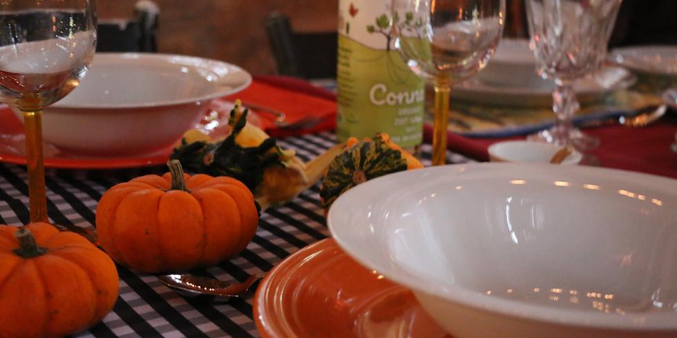 Portuguese Cuisine Winter workshop series