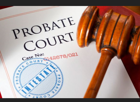 What Happens in Probate Court in Oklahoma?