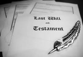 Why you should have a will