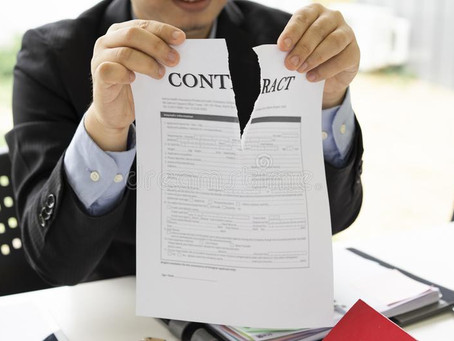 How to File a Breach of Contract Lawsuit