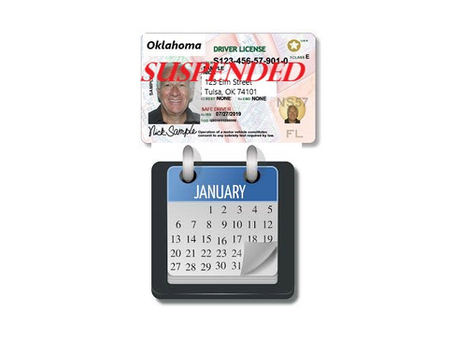 How Long is a CDL Suspended After a DUI in Oklahoma?