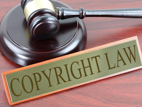Should you have your work copyrighted?