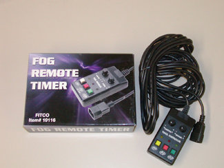 FOG MACHINE TIMER