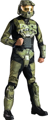 HALO MASTER CHIEF ADULT DELUXE - XL