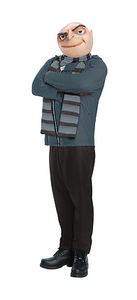 DESPICABLE ME GRU ADULT