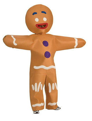SHREK GINGERBREAD MAN