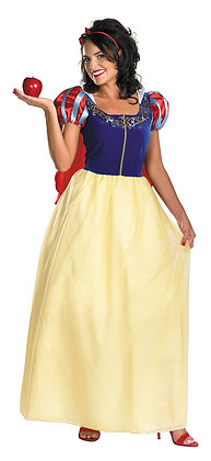SNOW WHITE DELUXE ADULT