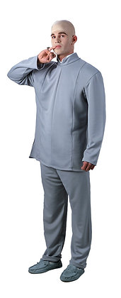 DR. EVIL COSTUME DELUXE