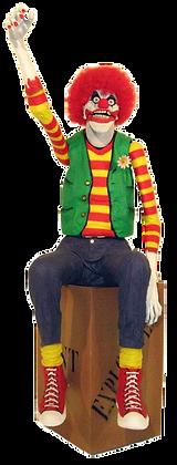 Chuckles The Clown (Waving)
