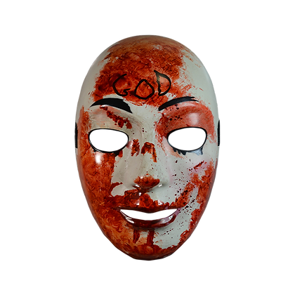 THE PURGE TELEVISION SERIES - BLOODY GOD MASK