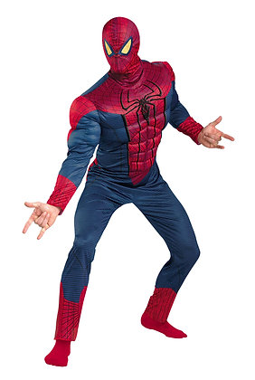 SPIDER-MAN CLASSIC MUSCLE ADULT