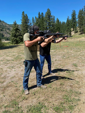 Instructor-Led Shooting Lessons
