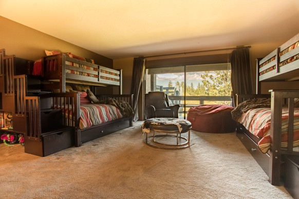The Big Sky Suite perfect for Families