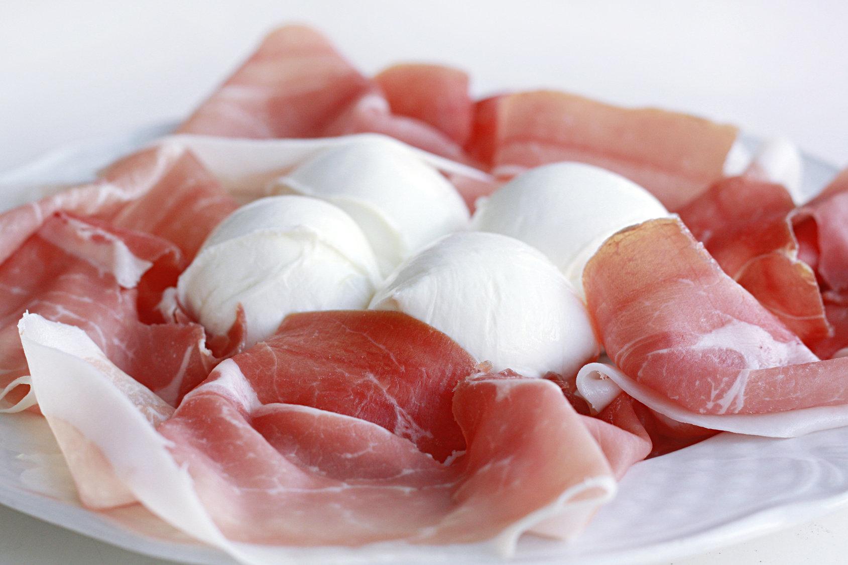 MOZZARELLA & PRODUITS ITALIENS
