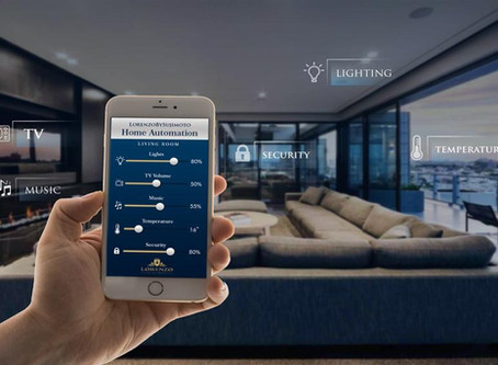 Smart Living begins with a Smart TV