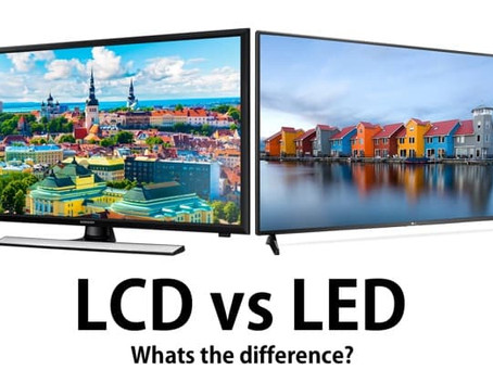 LED TV vs LCD TV