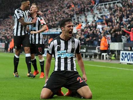 Newcastle 1-0 Crystal Palace  Match Report