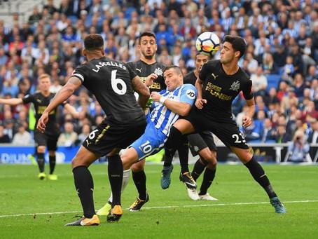 Brighton 1-0 Newcastle   Match Report
