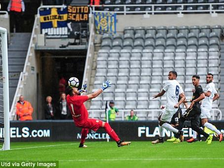 Newcastle 2-0 Hellas Verona | Match Report