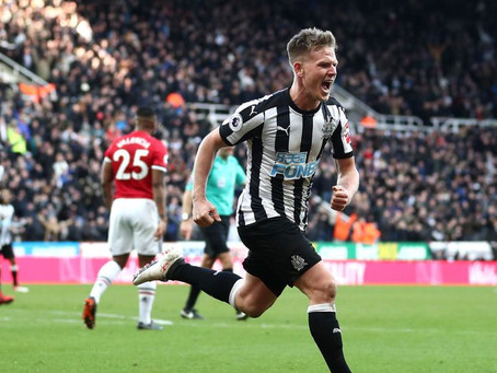 Newcastle 1-0 Man Utd | Match Report