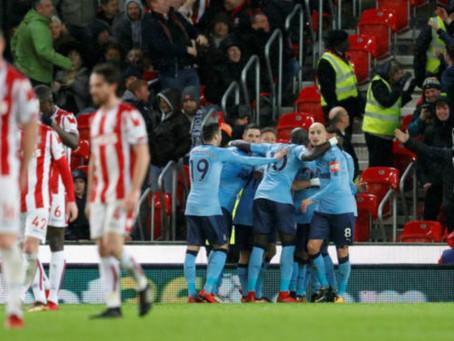 Stoke 0-1 Newcastle   Match Report