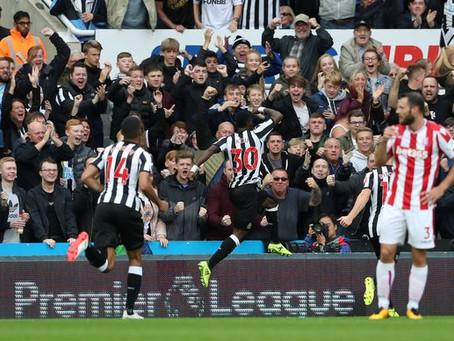 Newcastle 2-1 Stoke City | Match Report