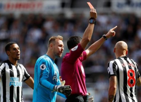 Newcastle 0-2 Spurs   Match Report