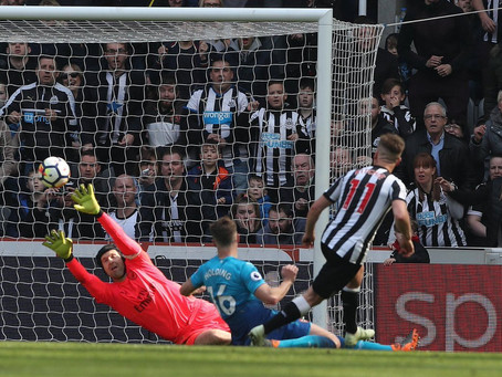 Newcastle 2-1 Arsenal | Match Report