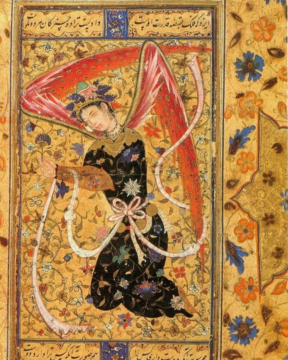 Vers 1555, 18,1x10,2cm, The British Museum