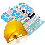 Bundle - WhiteFree Light Guide with unlimited chip with Belle PRO 2-patient whitening kit