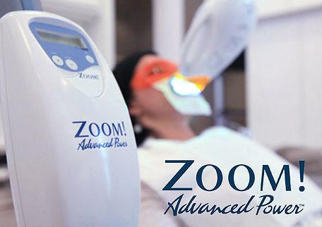 Отбеливание зубов системой ZOOM в клинике Doctor Landes в Москве