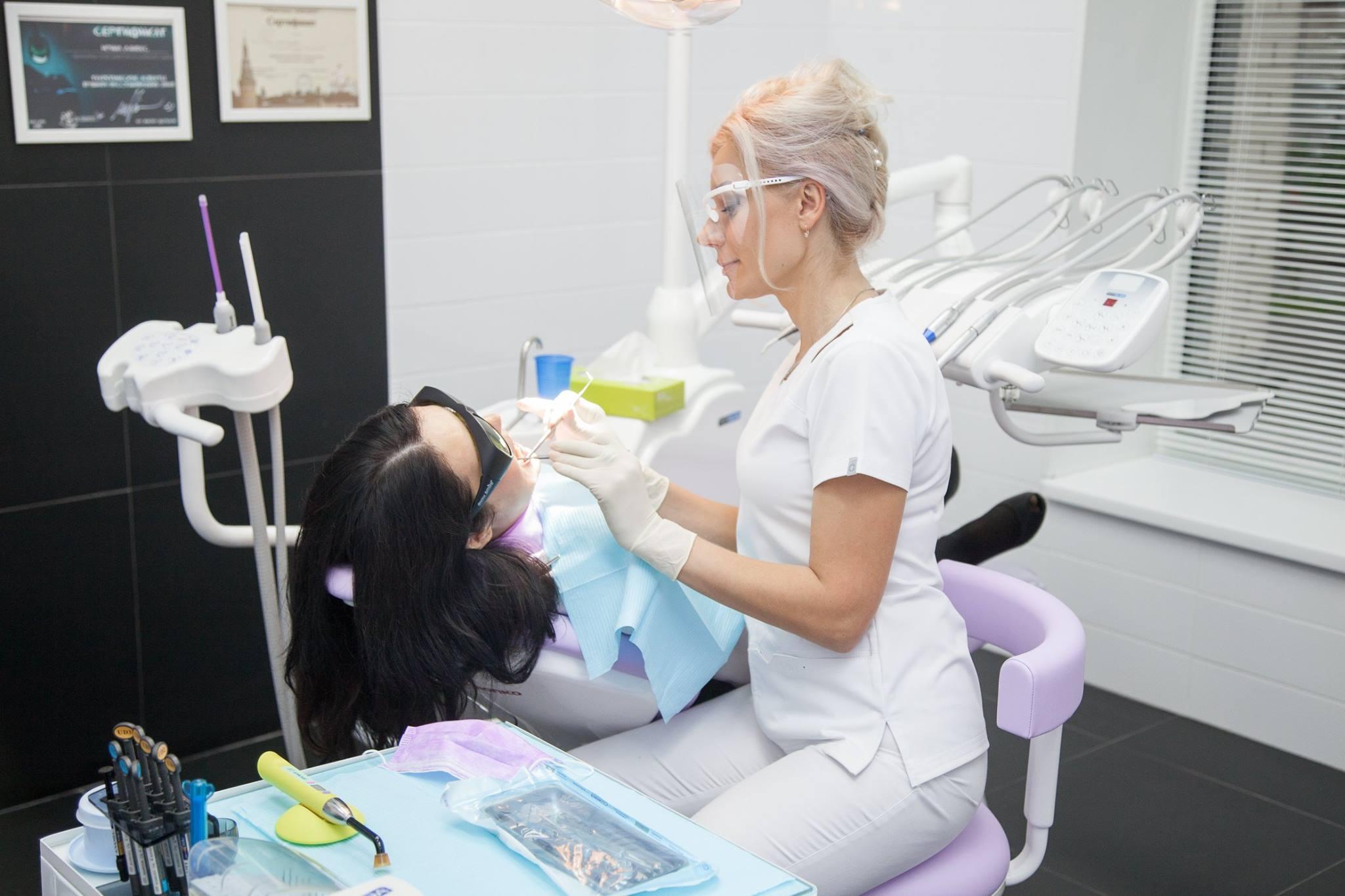 Врач-Стоматолог Ирина Ландес