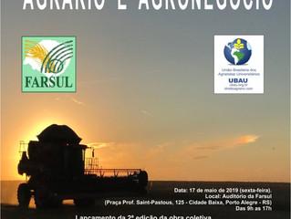 1º SIMPÓSIO GAÚCHO DE DIREITO AGRÁRIO E AGRONEGÓCIO
