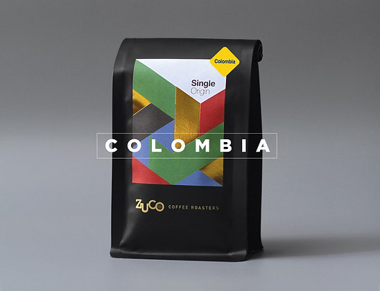 Colombia Cauca Finca El Zafiro - Honey Process