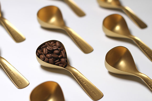 Retro Coffee Spoon