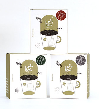 LAZY BAG ~ Variety Pack