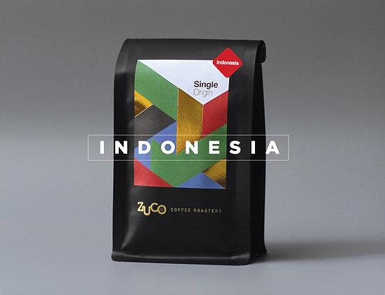 Indonesia Sumatra Gayo Mountain TP