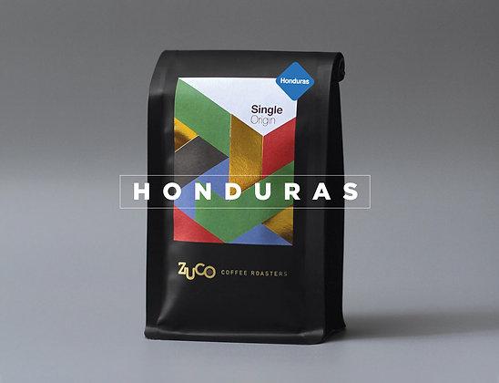 Honduras San Vicente Noe Contreras Anaerobic Slow Dry
