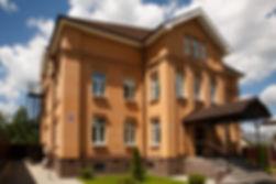 здание Знаменской школы