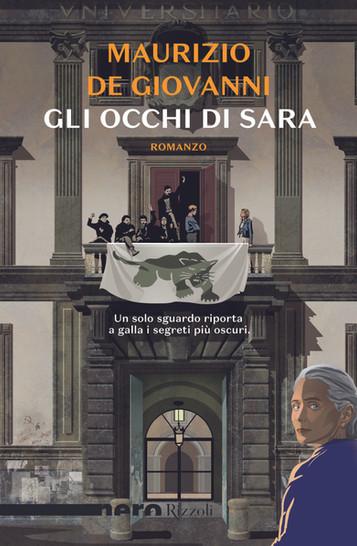 """Gli occhi di Sara"""" di Maurizio de Giovanni. Recensione di Tiziana Viganò"""