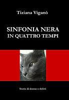 copertina libro Sinfonia nera in quattro