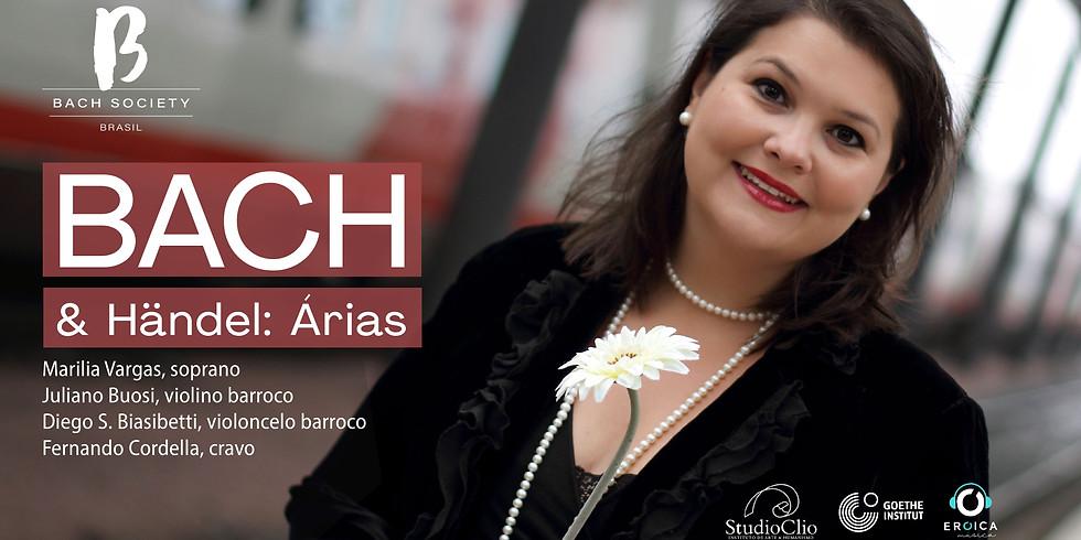 BACH BRASIL #12 - Bach & Händel