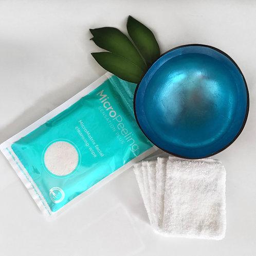 MicroMatrix Facial Cleansing Wipe