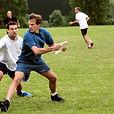 jeu Ultimate frisbee