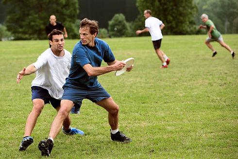 gioco ultimate frisbee